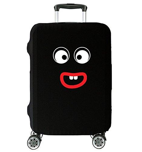 Fundas para Maletas Cubierta de equipaje estiramiento Equipaje cubiert