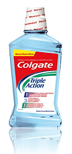 Collutorio Colgate 500 Triplaction