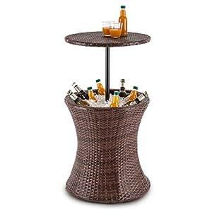 blumfeldt beerboy mini tisch gartentisch stand und. Black Bedroom Furniture Sets. Home Design Ideas