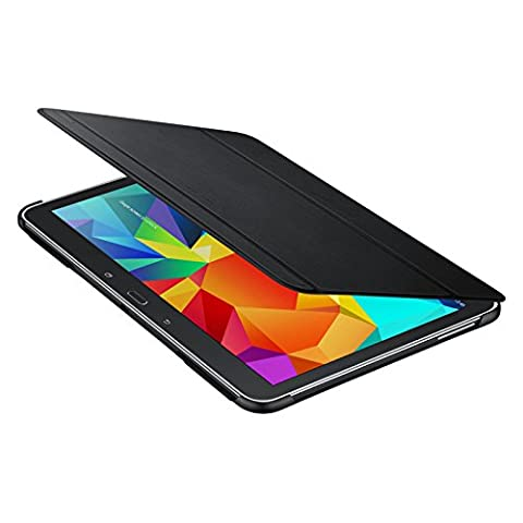 Samsung Folio Schutzhülle Book Cover Case für Galaxy Tab 4 8.0 Zoll - Schwarz