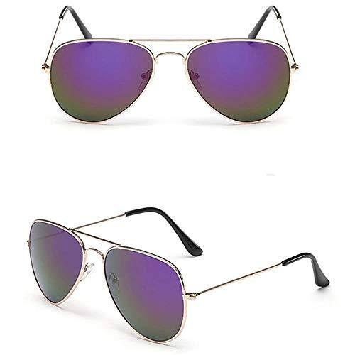 ZHOUYF Sonnenbrille Fahrerbrille Sonnenbrille Frau/Mann Sonnenbrille Damen Retro Outdoor Driving, F