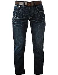 Firetrap - Jeans - Homme Bleu Bleu S / (36W) EU