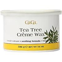 Formula rimozione GiGi Tea Tree Crema Cera