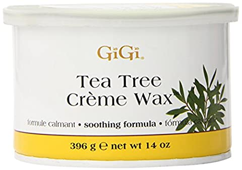 GiGi Tea Tree Cream Wax A Soothing