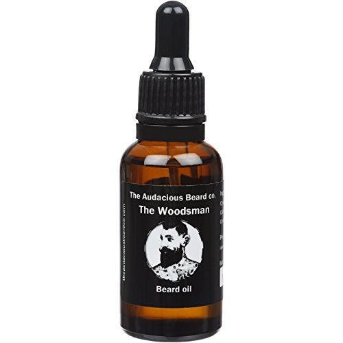 The Woodsman - Bartöl | Beard Oil - The Audacious Beard Co