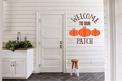 wandaufkleber 3d schmetterling wandaufkleber schmetterling Willkommen bei unserem Pumpkin Patch für den Eingangsbereich im Wohnzimmer