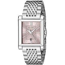 Gucci YA138502 - Reloj de cuarzo para mujer 0b7e3bf8e17