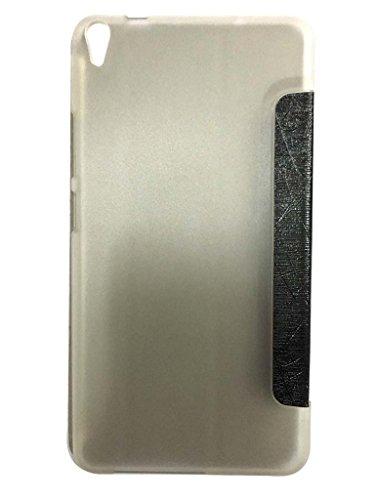 Colorcase Tablet Flip Cover Case for Lenovo Phab 4G (PB1-750M) – Black