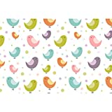 #7: ArtzFolio Colorful Birds Art & Craft Gift Wrapping Paper 18 x 12inch;SET OF 5 PCS