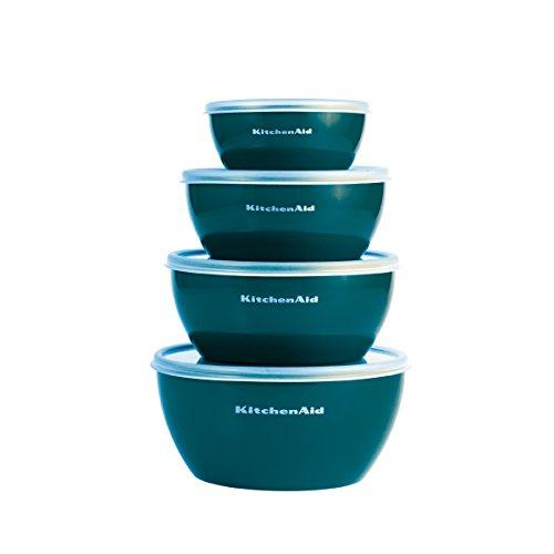 KitchenAid–Schalen für Zubereitung von 1 cup, 2 cup, 3 cup, 4 cup Dunkles Himmelblau
