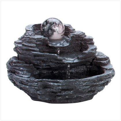 Rock Füllfederhalter Design Tisch