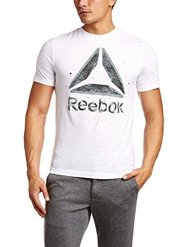 Shattered Reebook Delta-Maglietta da uomo