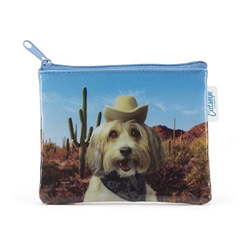 Jellycat London Geldbörse Desert Dog Coin Purse Mäppchen Tasche Etui Bag Börse