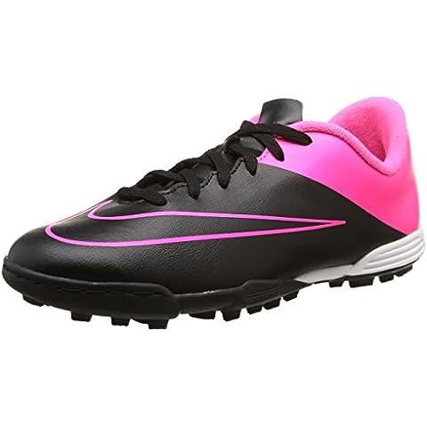 Nike Jr Mercurial Vortex II TF, Niños Botas de fútbol
