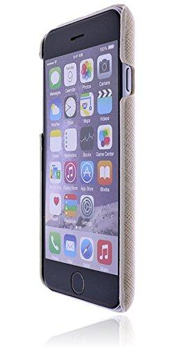 Bouletta - Jacket - Apple iPhone 6 Plus / 6S Plus Hülle | Schutz-Hülle | Handyhülle | Tasche | Handytasche | Schutzhülle | Cover | Case | Hülle | Vintage / Retro Look (Kork) Beige