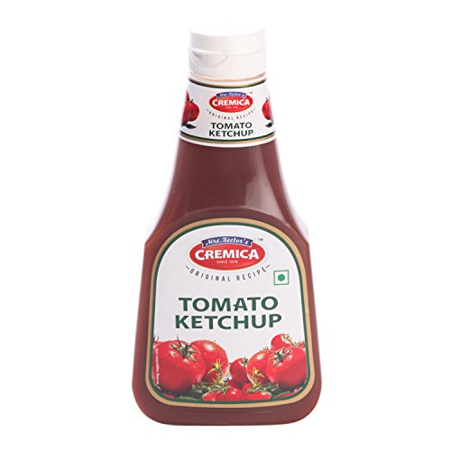 Cremica Ketchup - Tomato, 380g Bottle