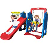 Babylove Slide And Swing