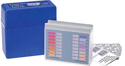 Pool-i.d Pooltester, blau, 11,2 x 11 x 4,5 cm, PT400