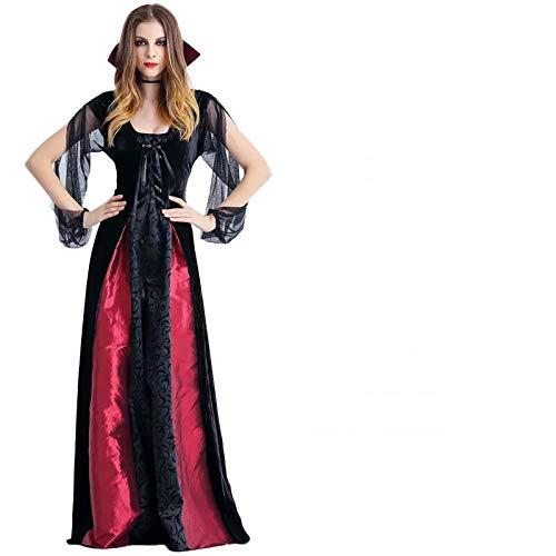 thematys Hexenkleid Hexen Kostüm-Set für Damen - perfekt für Fasching, Karneval & Halloween - Einheitsgröße 160-180cm (Frau Hexe Halloween-kostüme)