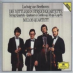 Die Mittleren Streichquartette