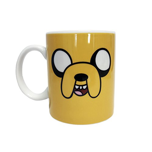 Official Adventure Time Mug in Gift Box - Jake