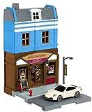 Herpa 800013 City: Bäckerei mit Porsche