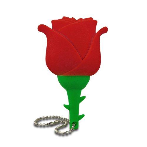 no11300010016-cle-usb-16go-flash-drive-drole-figure-fleur-rose-rouge