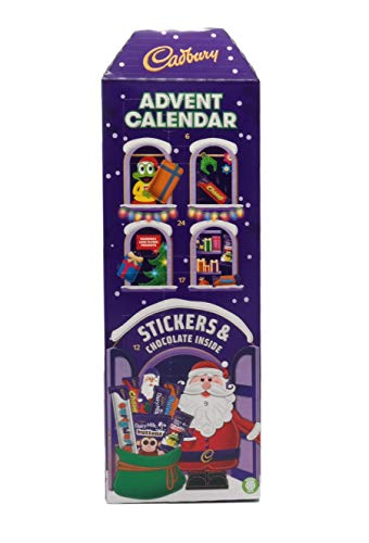 Cadbury Chocolate Adventskalender