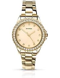 Sekonda Damen-Armbanduhr Woman 4251.27 Analog Quarz 4251.27