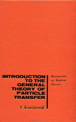 Introduction To Gen Theory Par (Documents on modern physics)