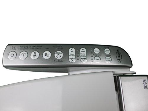 3x WACOR Dusch-WC MEWATEC E300 Top Gerät in Top Qualität Preisleistungssieger mit deutscher Hilfsmittelnummer