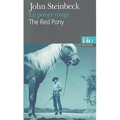 Le Poney rouge (édition bilingue anglais-français)