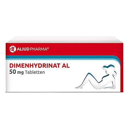 Dimenhydrinat AL 50mg, 20 St. Tabletten