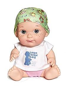 muñecas: Muñeco Baby Pelón Elsa Pataky - Juegaterapia