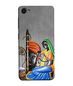 FUSON Designer Back Case Cover for Lenovo ZUK Z2 :: Lenovo Zuk Z2 Plus (Dhanalakshmi Vaibhavlakshmi Shubhdeepavali Happy Diwali Laxmi Laksmi Kamala)