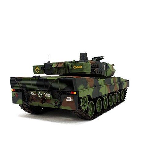 Torro Leopard 2A6 Panzer 2.4 Ghz 1/16 Torro-Edition - 8
