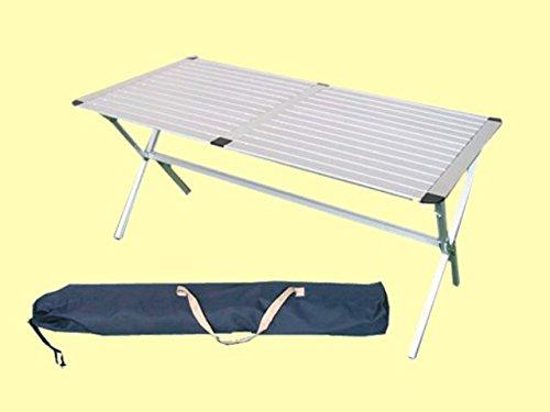 Table pliante aluminium Mis. cm. 70 x 70 x 70