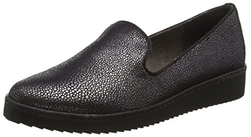 s.Oliver Damen 24600 Slipper Silber (PEWTER STRUCTU 952)
