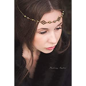 Haarband, Tiara, Stirnband – Calista