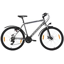 KS Cycling uni Mountainbike Hardtail atb Calgary Anthracite RH 56cm bicicleta, antracita, 26