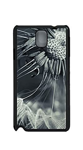 Back Cover Case Personalized Customized Diy Gifts In A case for samsung galaxy note3 - Dandelion stick figure