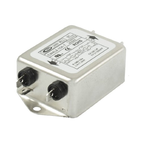 cw4l2-10 a-t AC Power Single Phase Noise Line Filter (Filter Line Power)