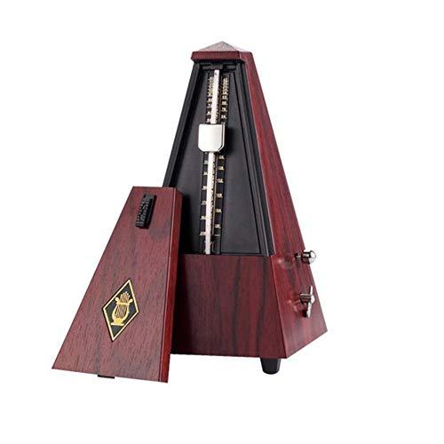 Alian Rhythmen Metronom, mechanisch, Sequenzer, aus Holz, für Klavier, Violine und Guzheng Ebenholz