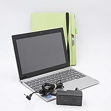 "Lenovo MIIX 320-10ICR - Tablet de 10.1"" (Intel Atom Z8350, 4 GB de RAM, 64 GB de memoria interna, Intel HD, sistema operativo Windows 10 Home, WiFi, Bluetooth 4.1) color plata"