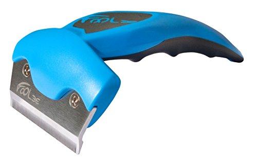 Bild: CD Equisports Tierbürste Pferd Hund Katze 1206 Foolee one XL blau