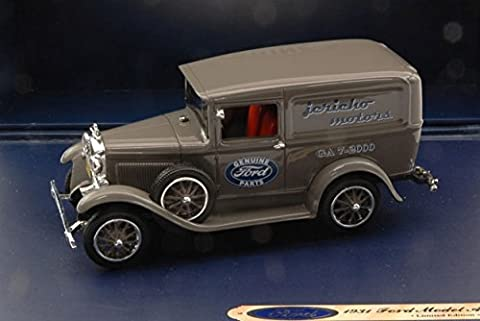 FORD GENUINE PARTS FGP0440 FORD MODEL A LIVERY JERICHO MOTORS 1913 1:43 DIE CAST