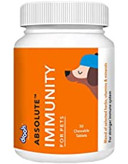 Drools Absolute Immunity Tablet - Dog Supplement, 50 Pcs