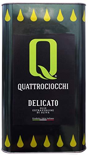 Quattrociocchi - olio extravergine di oliva delicato 5lt