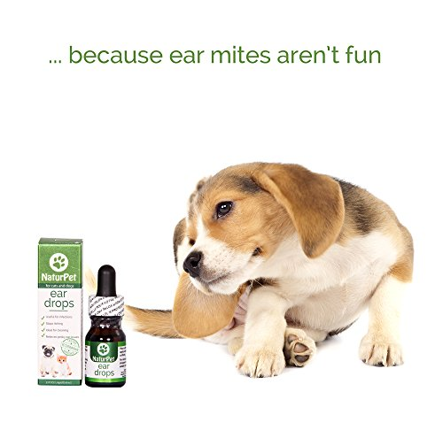 NaturPet Ear Drops | Natural Ear Infection Medicine For Dogs | Dog Ear Cleaner | Cat Ear Cleaner | Helps with Wax, Yeast, Itching & Unpleasant Odors 7