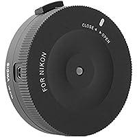 Sigma - Sistema base USB / USB-Dock per obiettivi con attacco a baionetta Nikon, colore: Nero